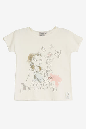 Wheat Fearless Princess T-Shirt