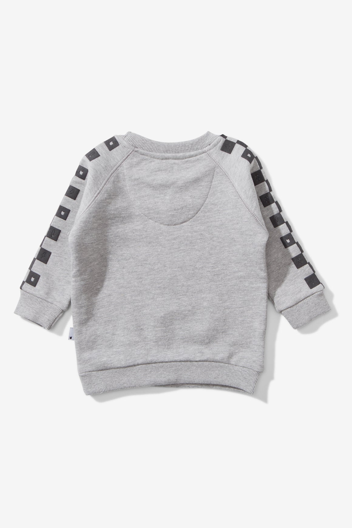 Munster Kids Flagged Baby Sweatshirt