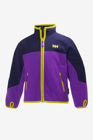 Helly Hansen Fleece Jacket - Purple
