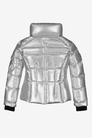 SAM. Freestyle Girls Jacket - Silver