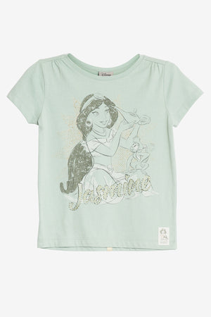 Wheat Princess Jasmine T-Shirt