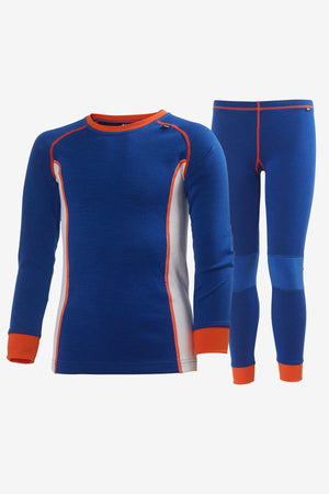 Helly Hansen Juniors Base Layer Set - Blue