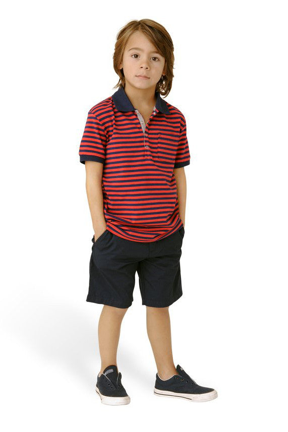 Toobydoo Navy Boys Shorts