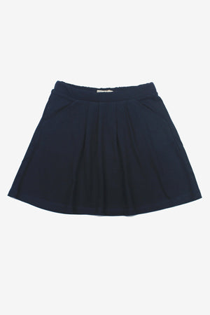 Nice Things Mini Navy Skirt