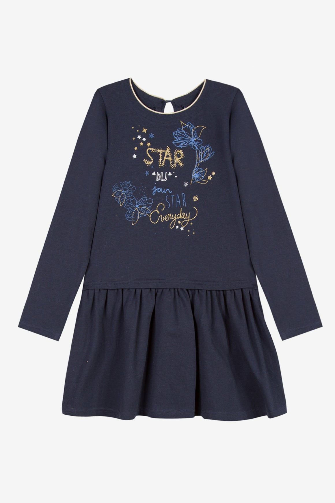 af1d32dc18e15 3pommes Navy Star Dress. 3pommes Navy Star Dress   48.00. 3pommes Night  Forest Girls Coat