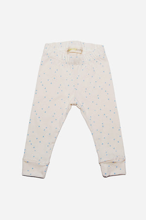 Go Gently Baby Hearts Pencil Pants - Baby (Size 12/18M left)