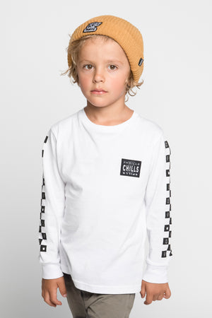 Munster Kids Racer Tee