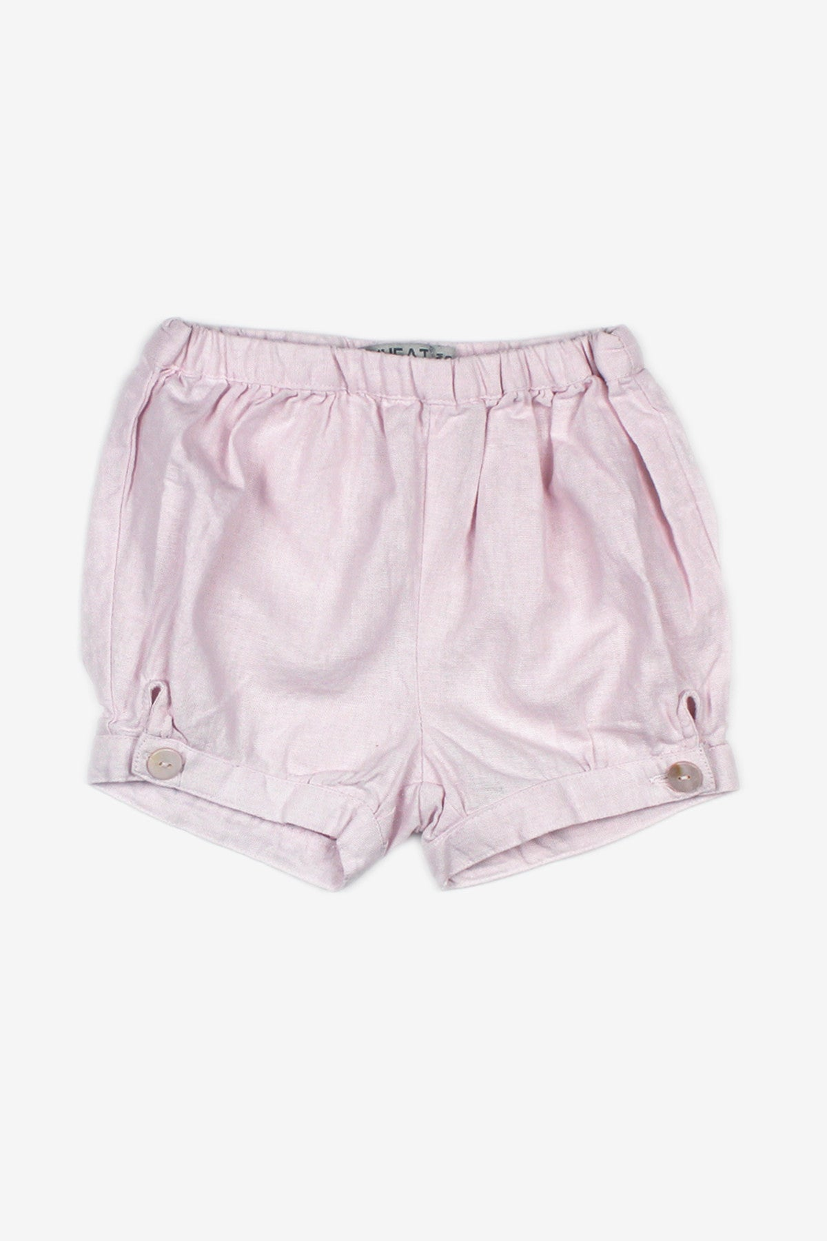 Wheat Soft Rose Bloomer Shorts