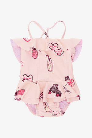 Soft Gallery Shirley Baby Girl's Swimsuit
