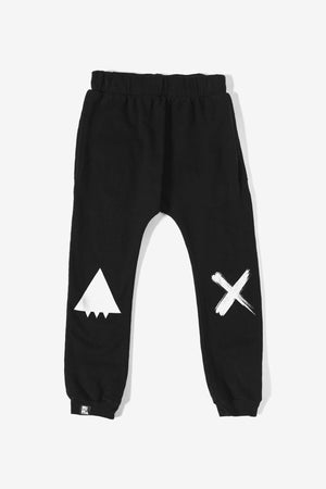 Mini & Maximus Smile Pant - Black