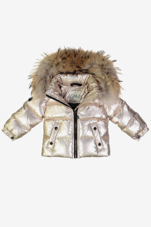 SAM. Snowbunny Jacket - White Gold