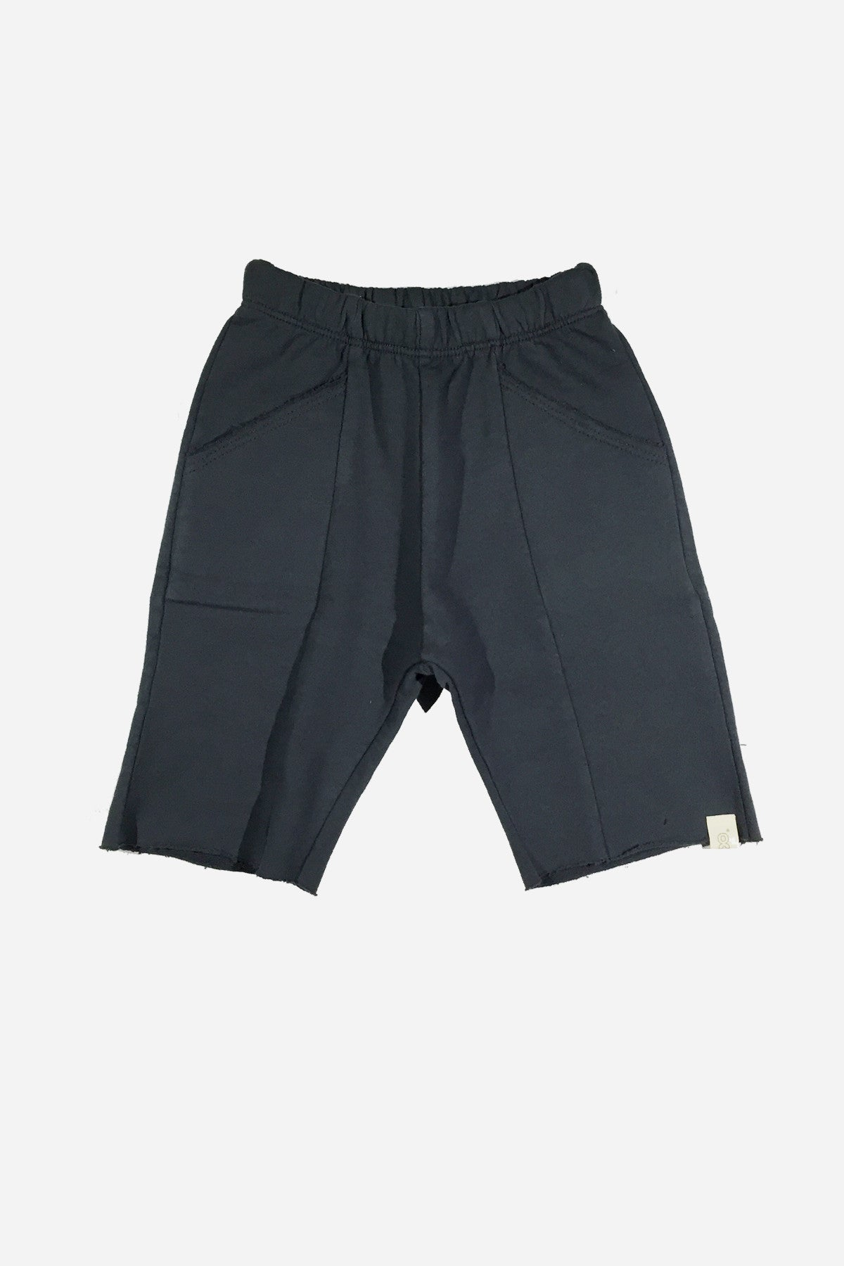 Go Gently Baby Charcoal Surfer Boys Short