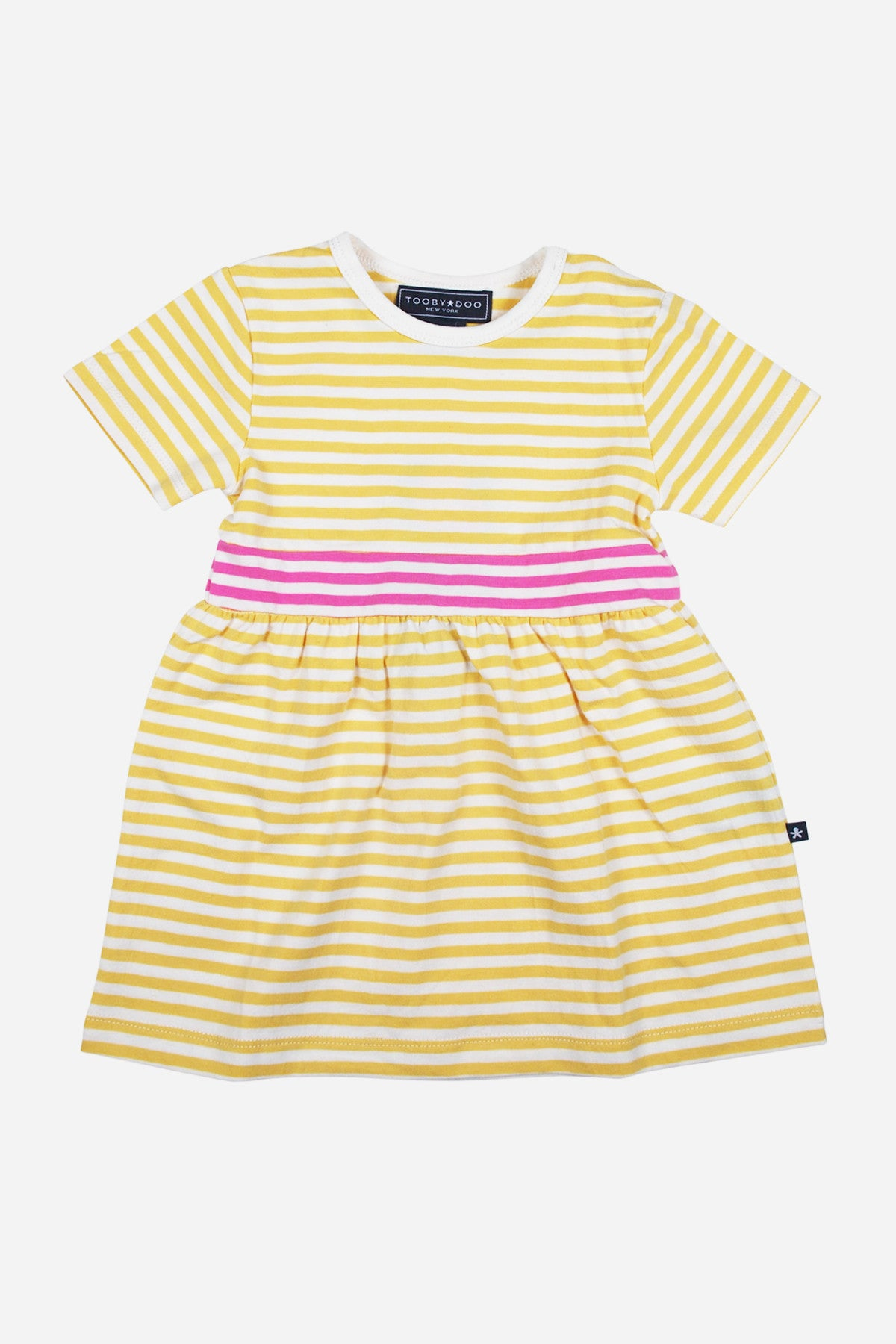 e73c812e1c Toobydoo Yellow Party Girls Dress at Mini Ruby Contemporary ...