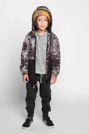 Munster Kids Tye Dip Jacket
