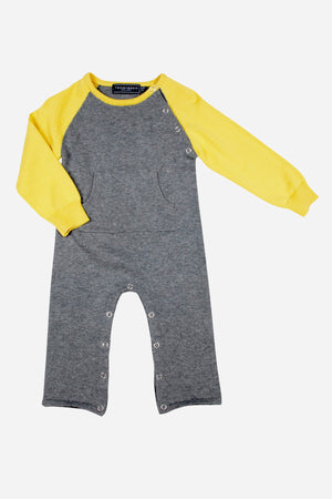 Toobydoo Knit Jumpsuit (Size 6/12M left)