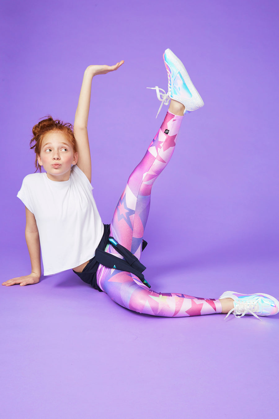 Terez All Star Leggings