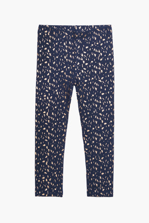 Imoga Alyssa Girls Leggings - Confetti Navy