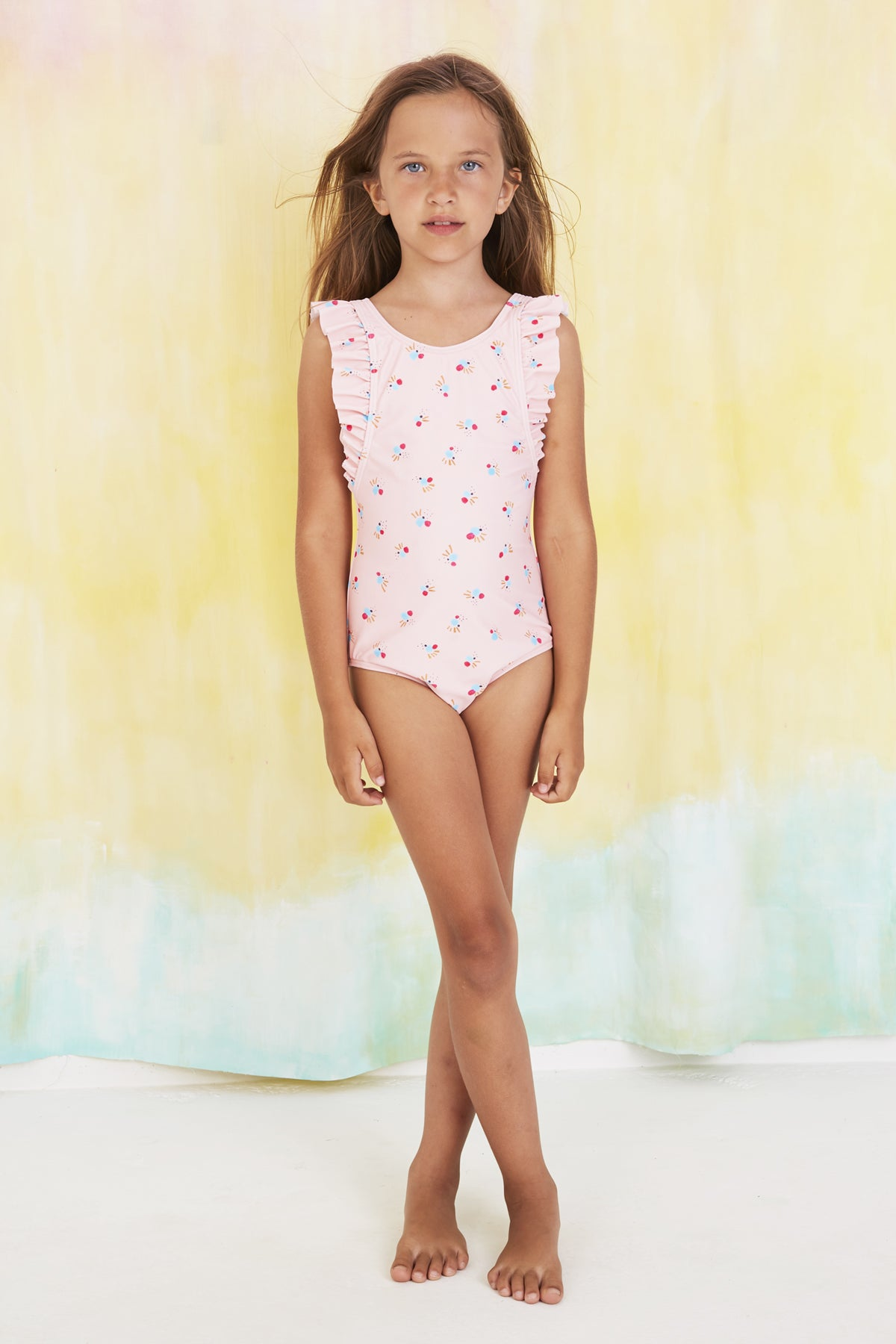 Soft Gallery Ana Rose Swimsuit