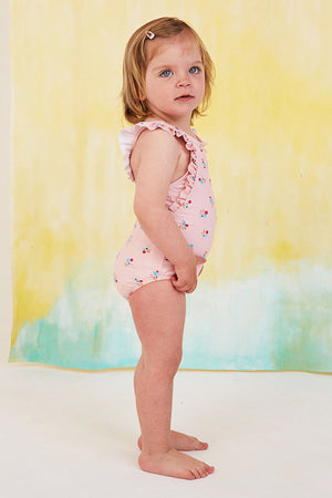 Soft Gallery Baby Ana Swimsuit (Size 18M left)