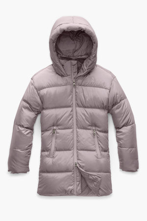 The North Face Gotham Down Girls Parka - Ashen Purple