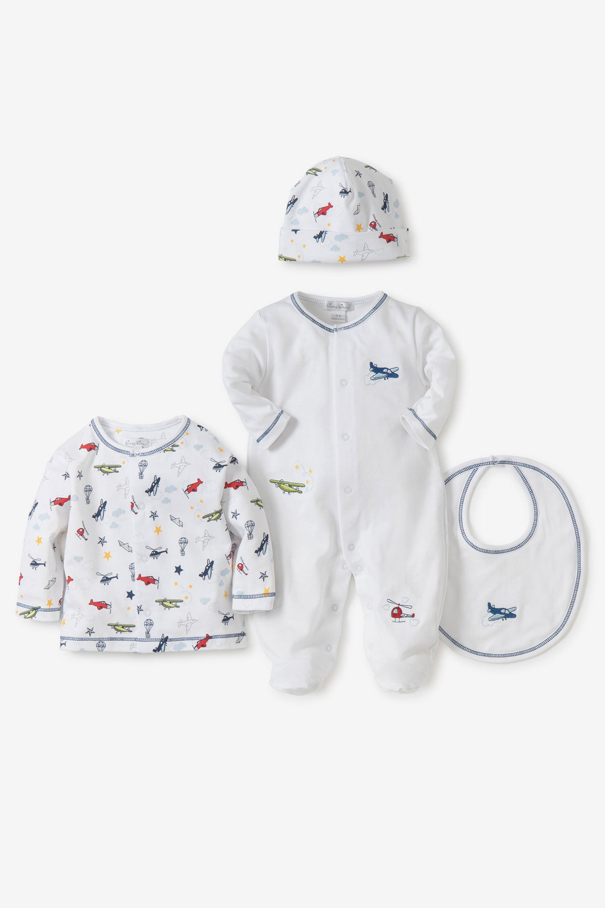 Kissy Kissy Aviator Take Me Home Baby Set