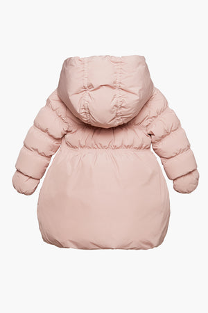 ADD Down Baby Coat - Misty Rose