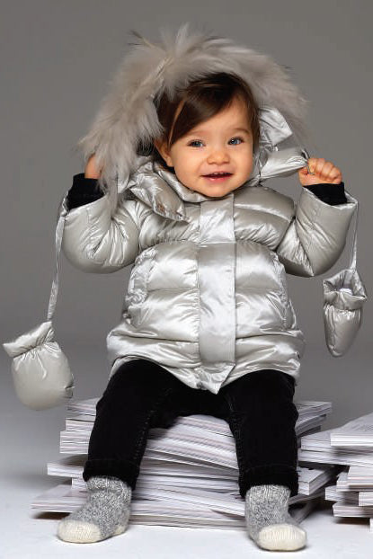 df6d0d2f7 Baby Girl - Outerwear - Mini Ruby