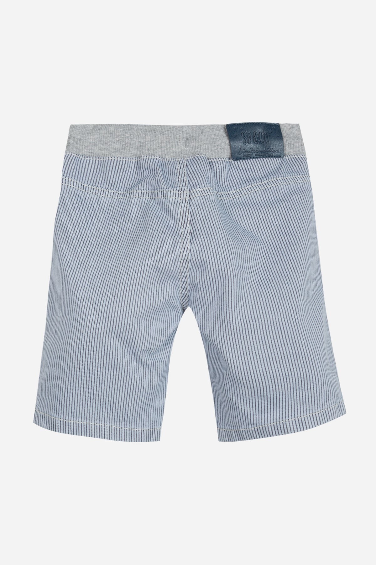 3pommes Baby Boy Striped Shorts