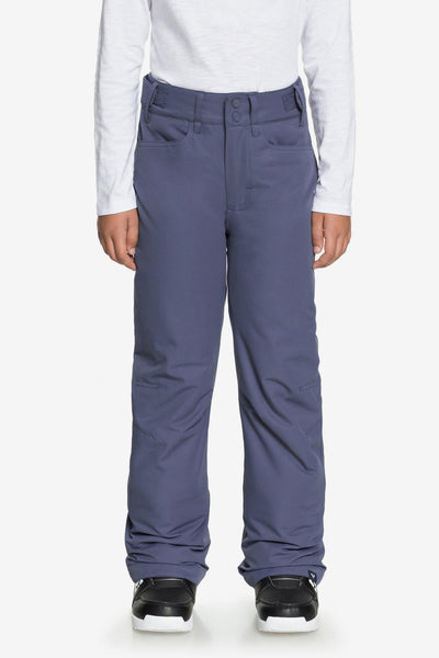 Roxy Backyard Snow Pants - Crown Blue