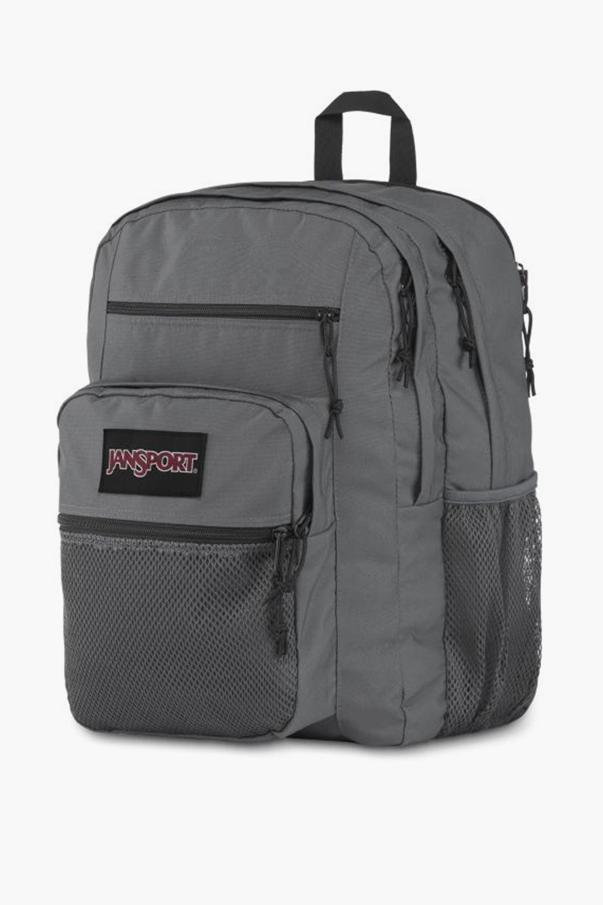 JanSport Big Campus Backpack - Deep Grey