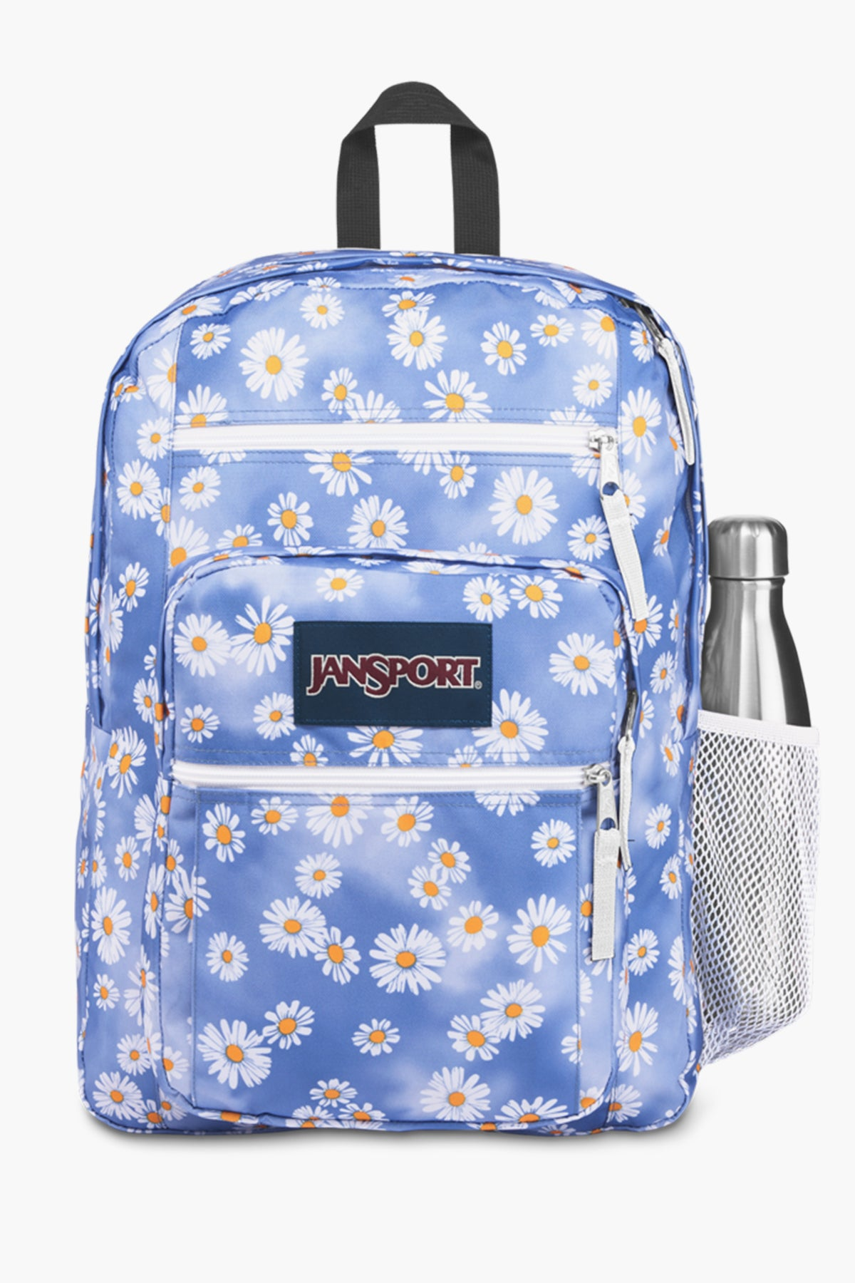 JanSport Big Student Kids Backpack - Daisy Haze