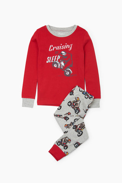 Hatley Winter Cruising Bear Pajama Set