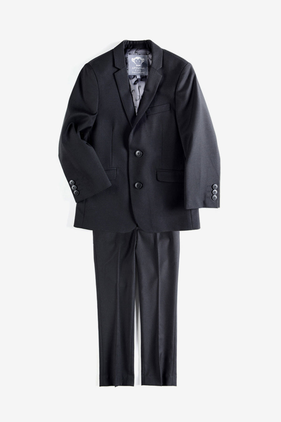 Appaman Boys Suit in Black