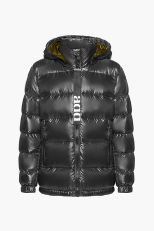 ADD Down Boys Jacket - Black