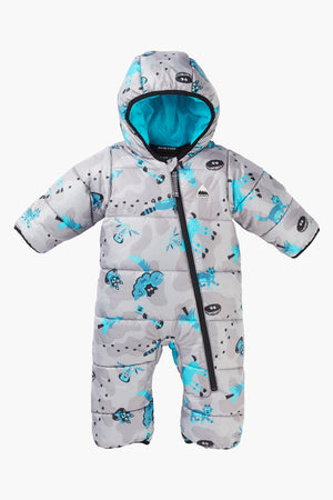 Burton Buddy Baby Bunting - Hide and Seek (Size 3/6M left)