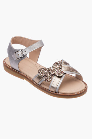 Elephantito Butterfly Crossed Girls Sandals