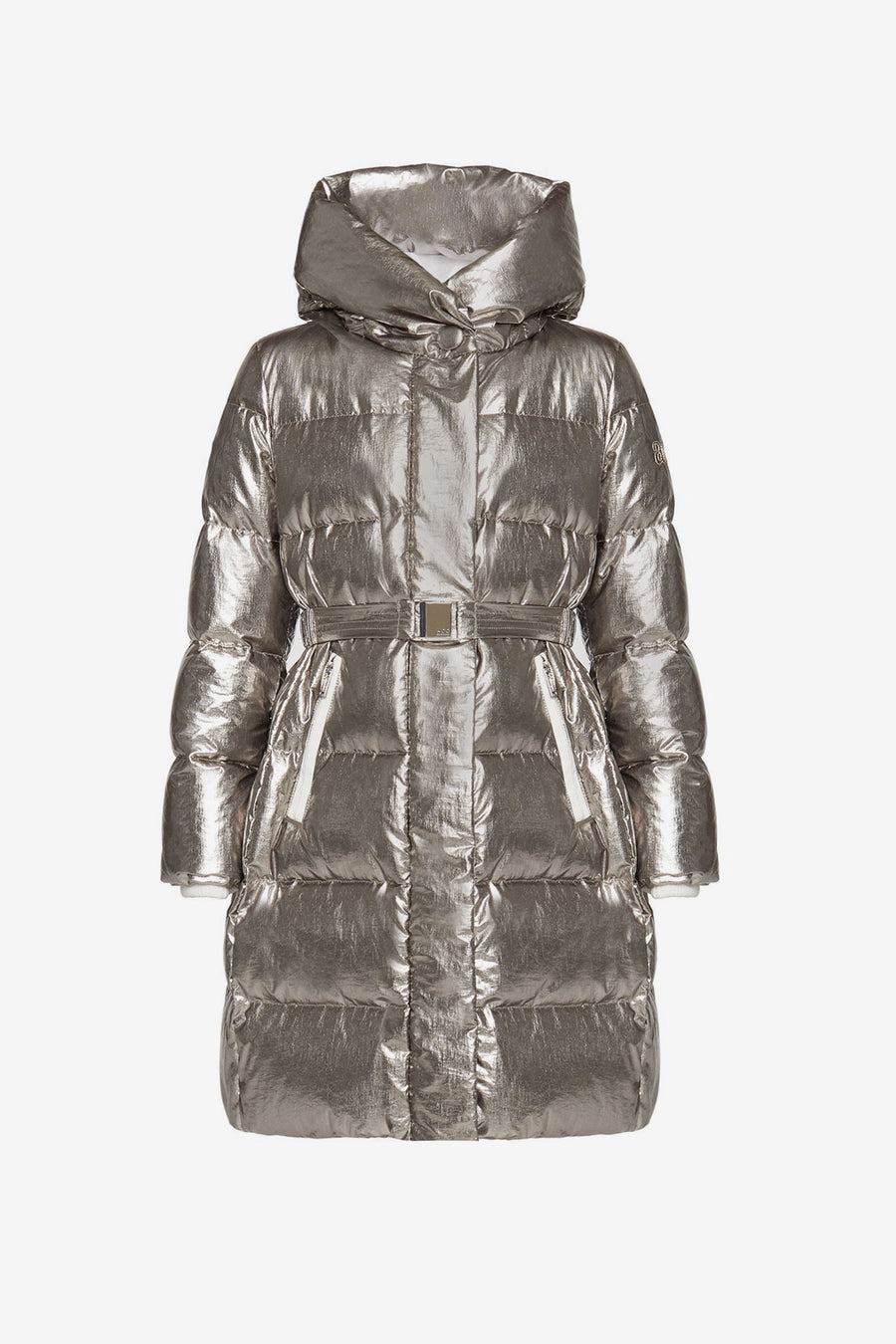 ADD Down Girls Metallic Down Coat