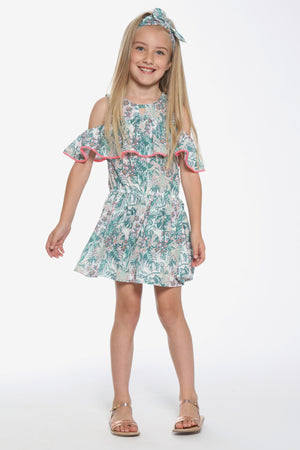 3pommes Palm Springs Girls Dress