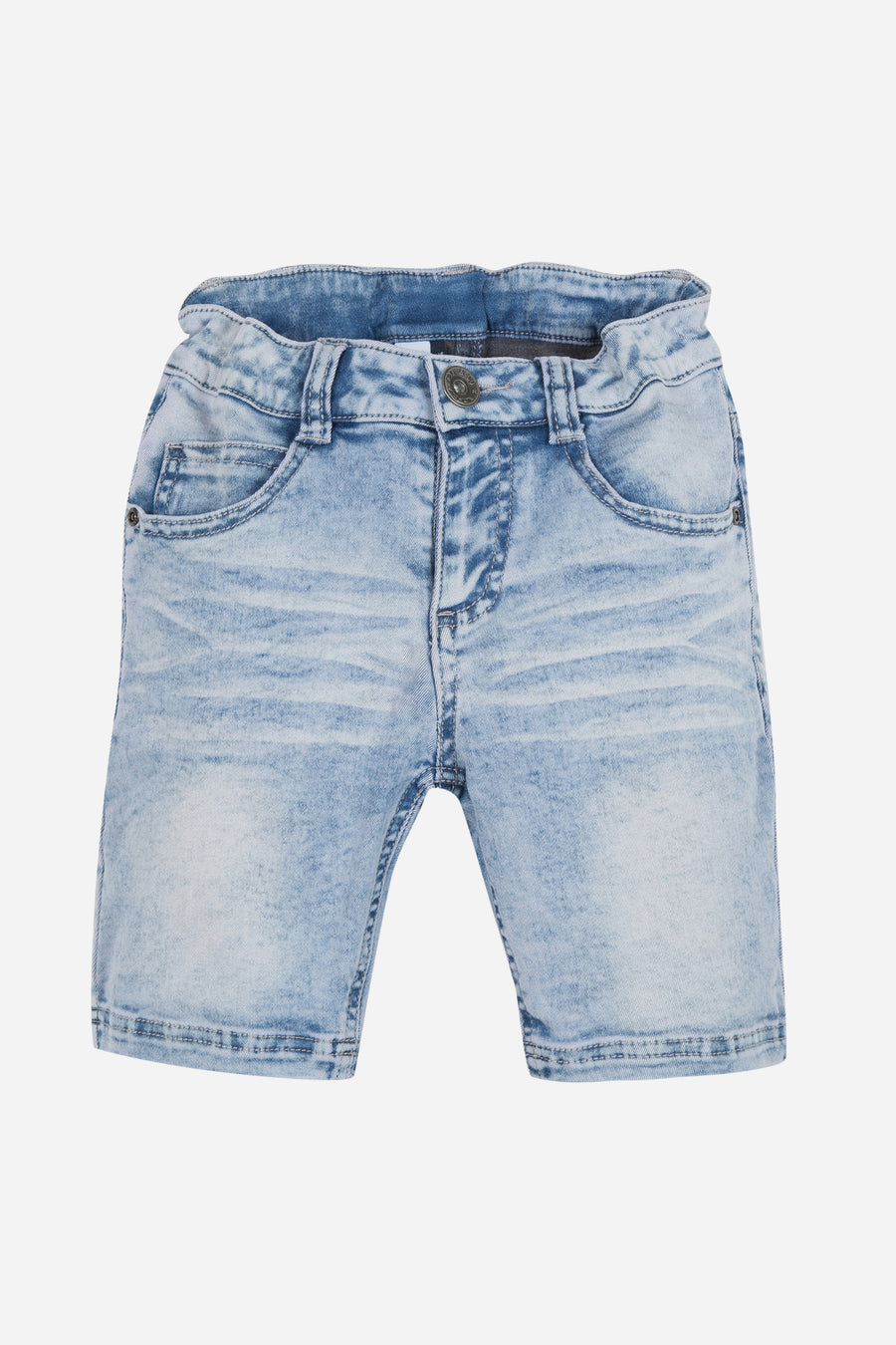 3pommes Denim Shorts