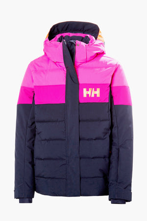 Helly Hansen Jr Diamond Jacket - Navy