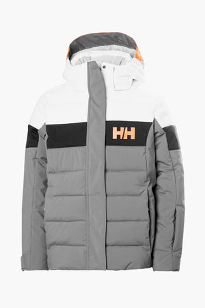 Helly Hansen Jr Diamond Jacket - Quiet Shade