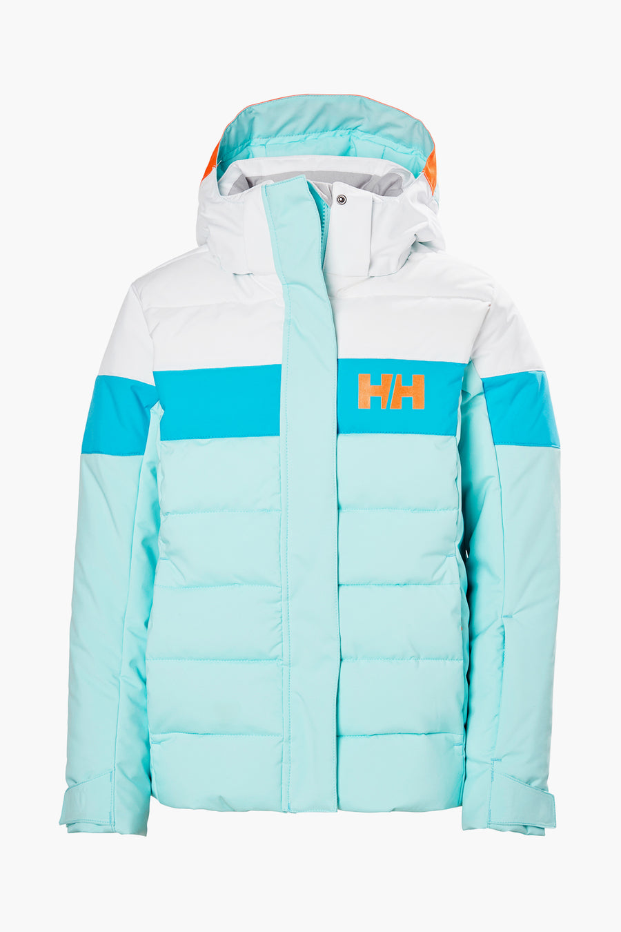 Helly Hansen Jr Diamond Jacket - Blue Tint