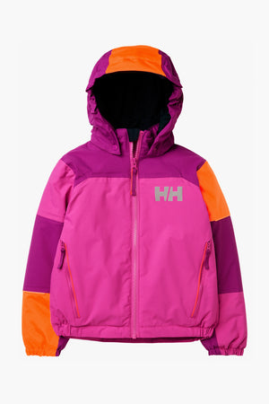 Helly Hansen Rider Ski Jacket - Dragon Fruit