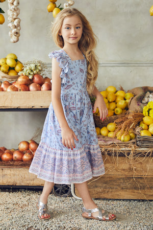 Nellystella Elina Dress - Paisley Flower