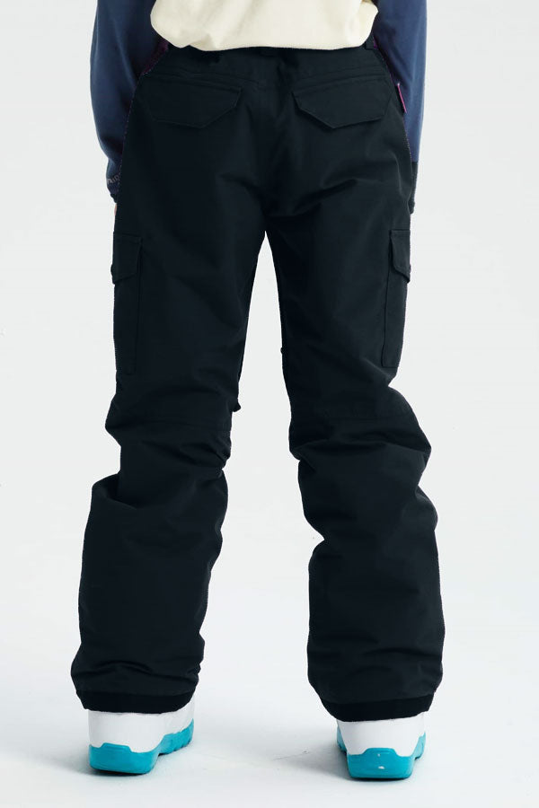 Burton Girls Elite Cargo Pant - Black