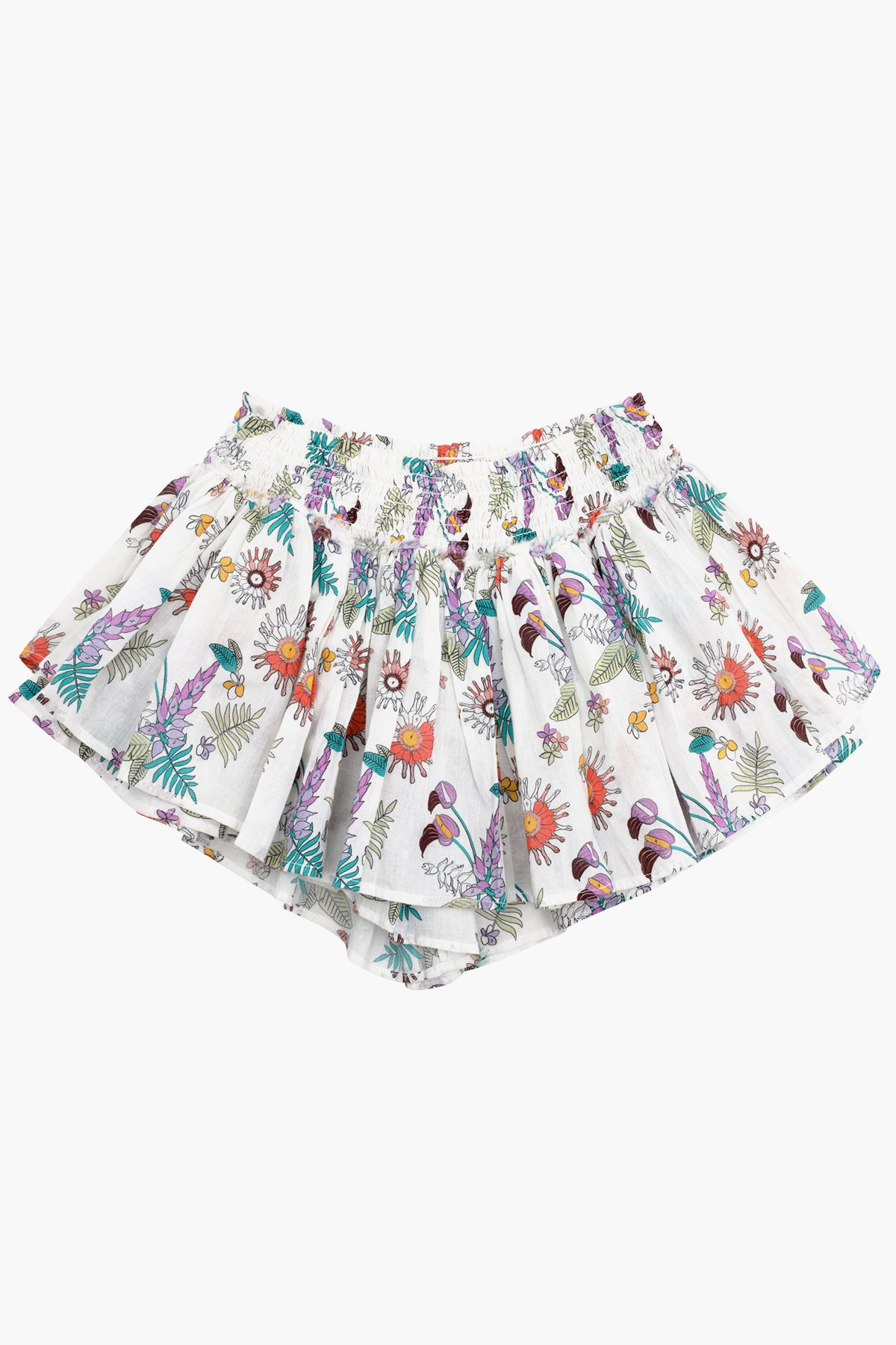 Velveteen Eloise Skort - Paint By Numbers