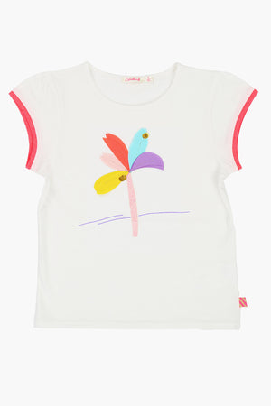 Billieblush Flower Girls Shirt