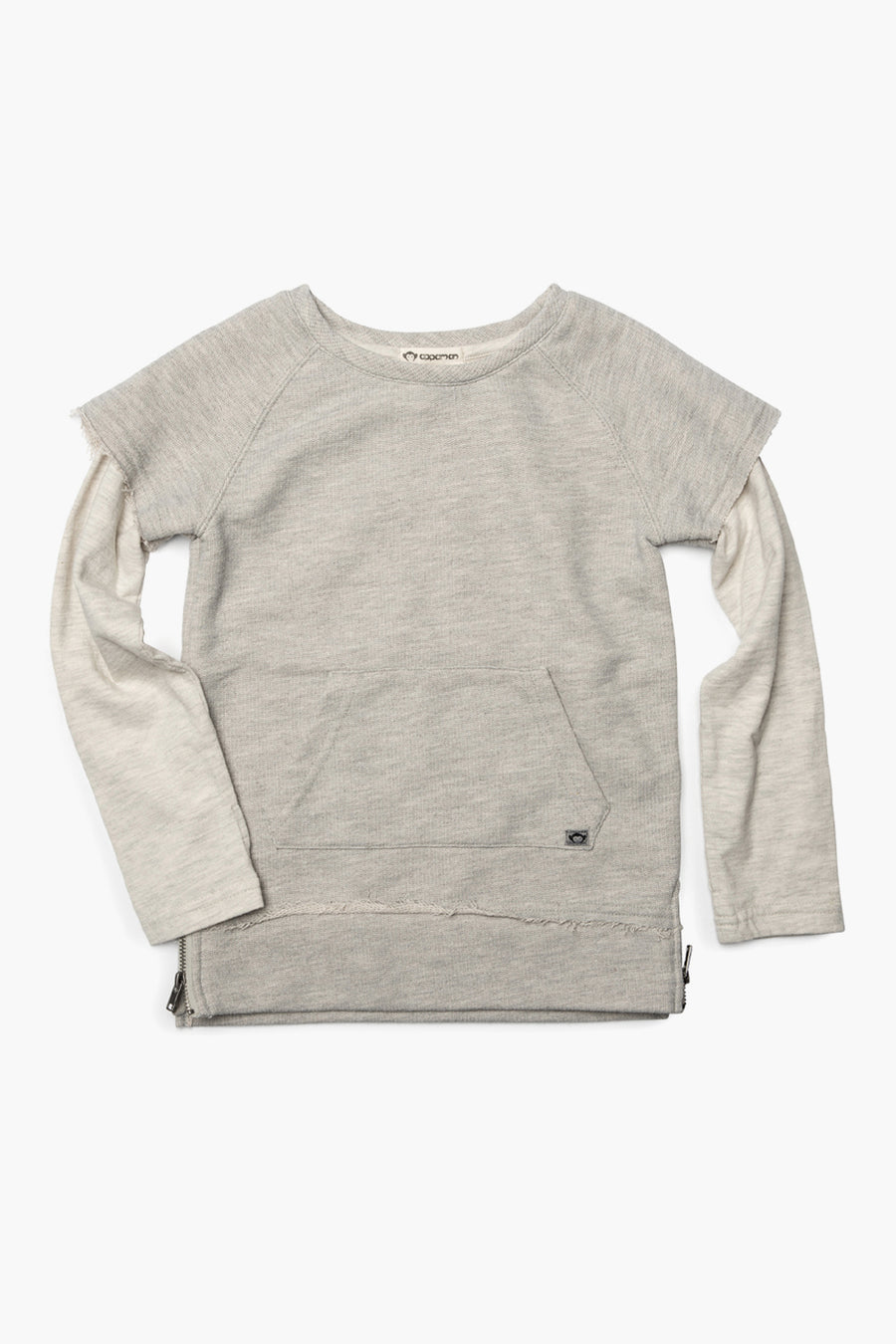Appaman Freestyle Long Sleeve - Grey