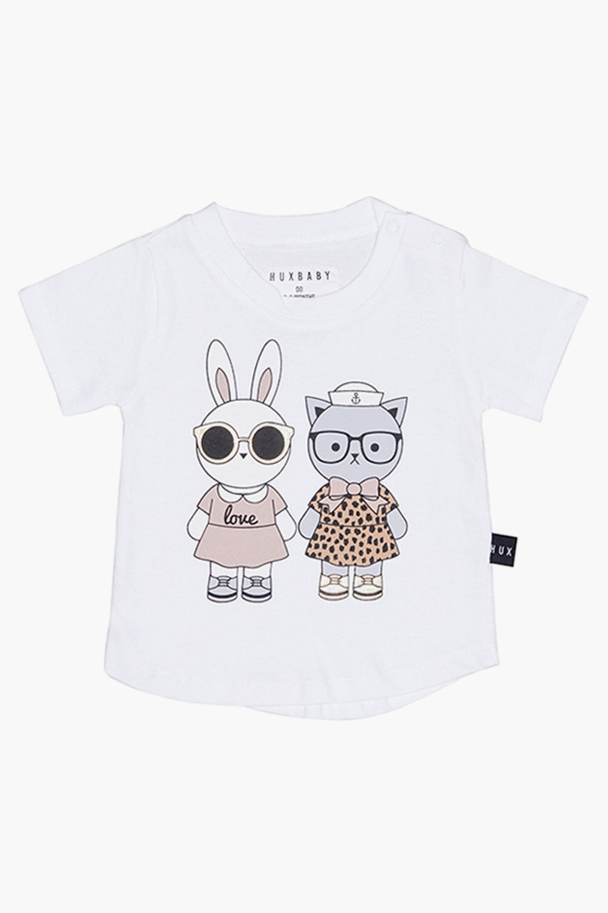 Huxbaby Friends T-Shirt