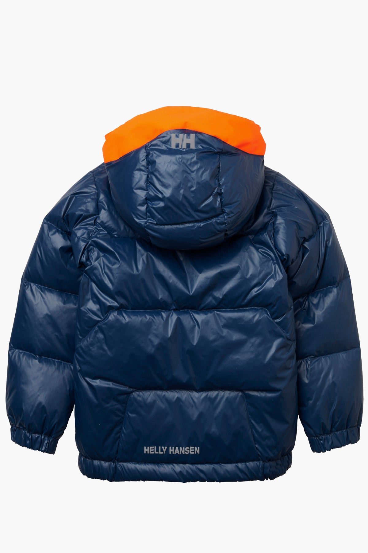 Helly Hansen Frost Down Boys Jacket - North Sea Blue